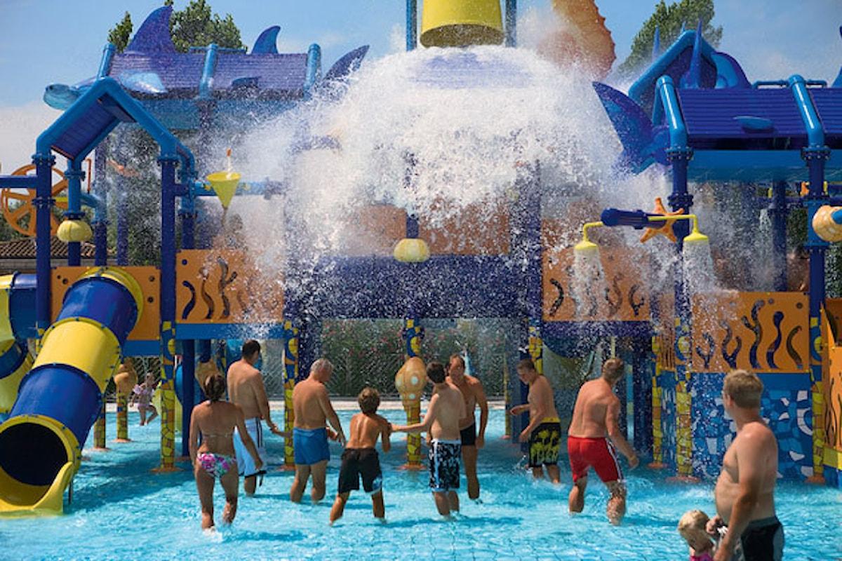Camper.it e Campeggi.com incoronano i 10 migliori camping e villaggi con parco acquatico