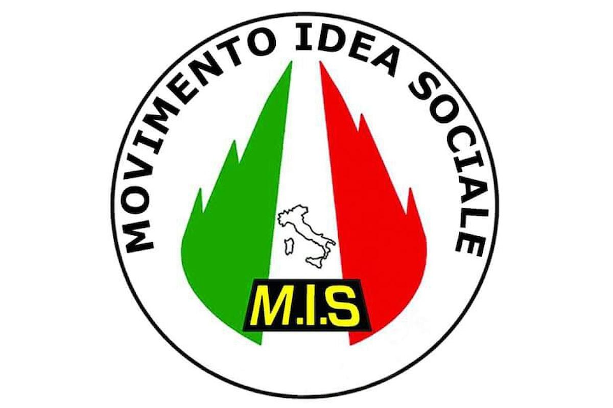 COMUNICATO STAMPA Il Movimento Idea Sociale Reggio Calabria ricorda l'eccidio delle Foibe!