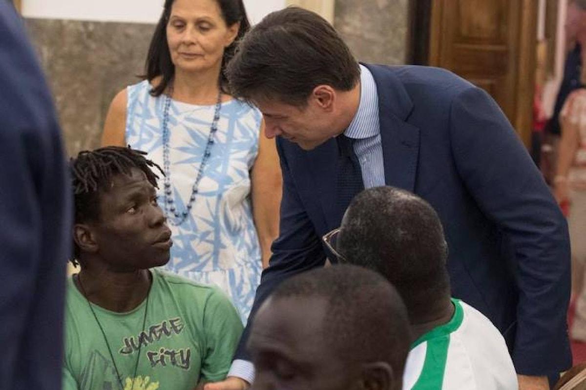 Conte e Salvini in Puglia per ridare dignità e legalità al lavoro dei braccianti