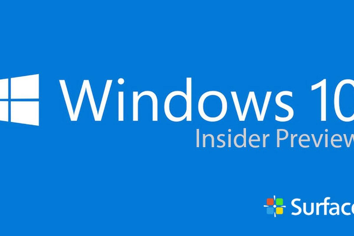 Microsoft chiede aiuto agli Insider (fast ring)   Surface Phone Italia