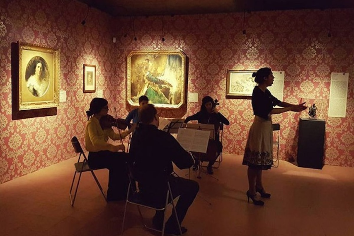 Alle Scuderie del Castello di Pavia un concerto a regola d'arte