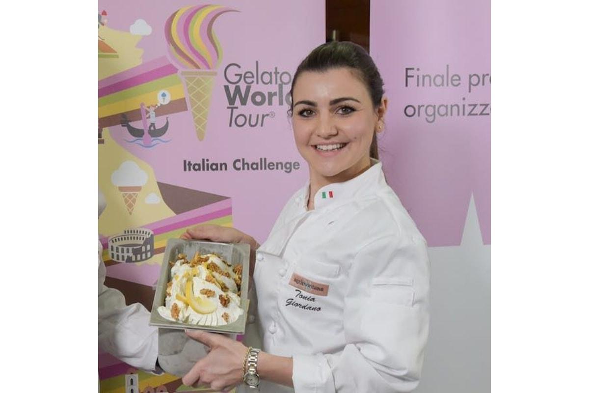 L'intervista a Tonia Giordano, esemplare autrice dell'unico e inimitabile gelato artigianale dell'Orso Bianco di Aversa!