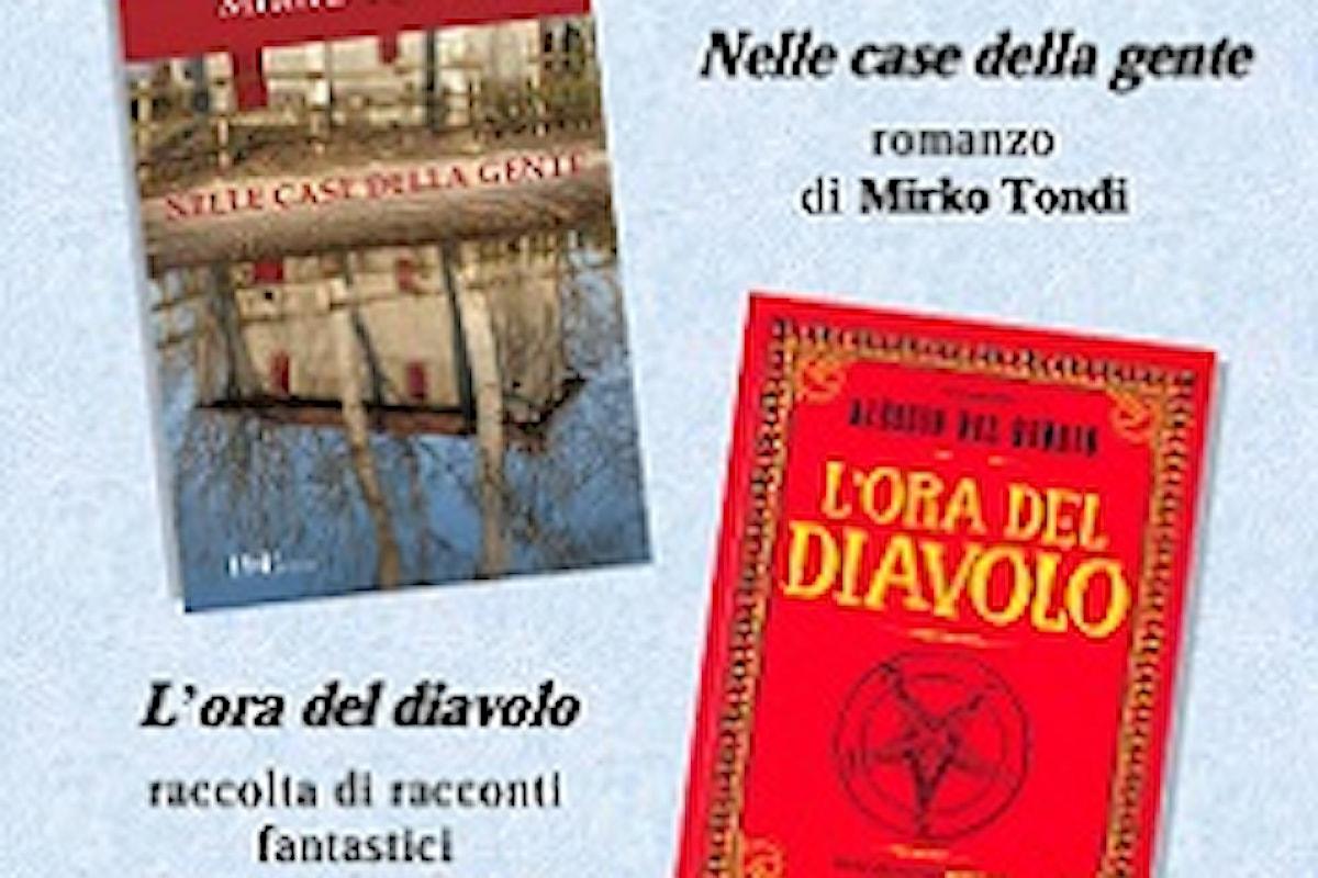 Nelle case della gente e L'ora del diavolo presentati a Pisa