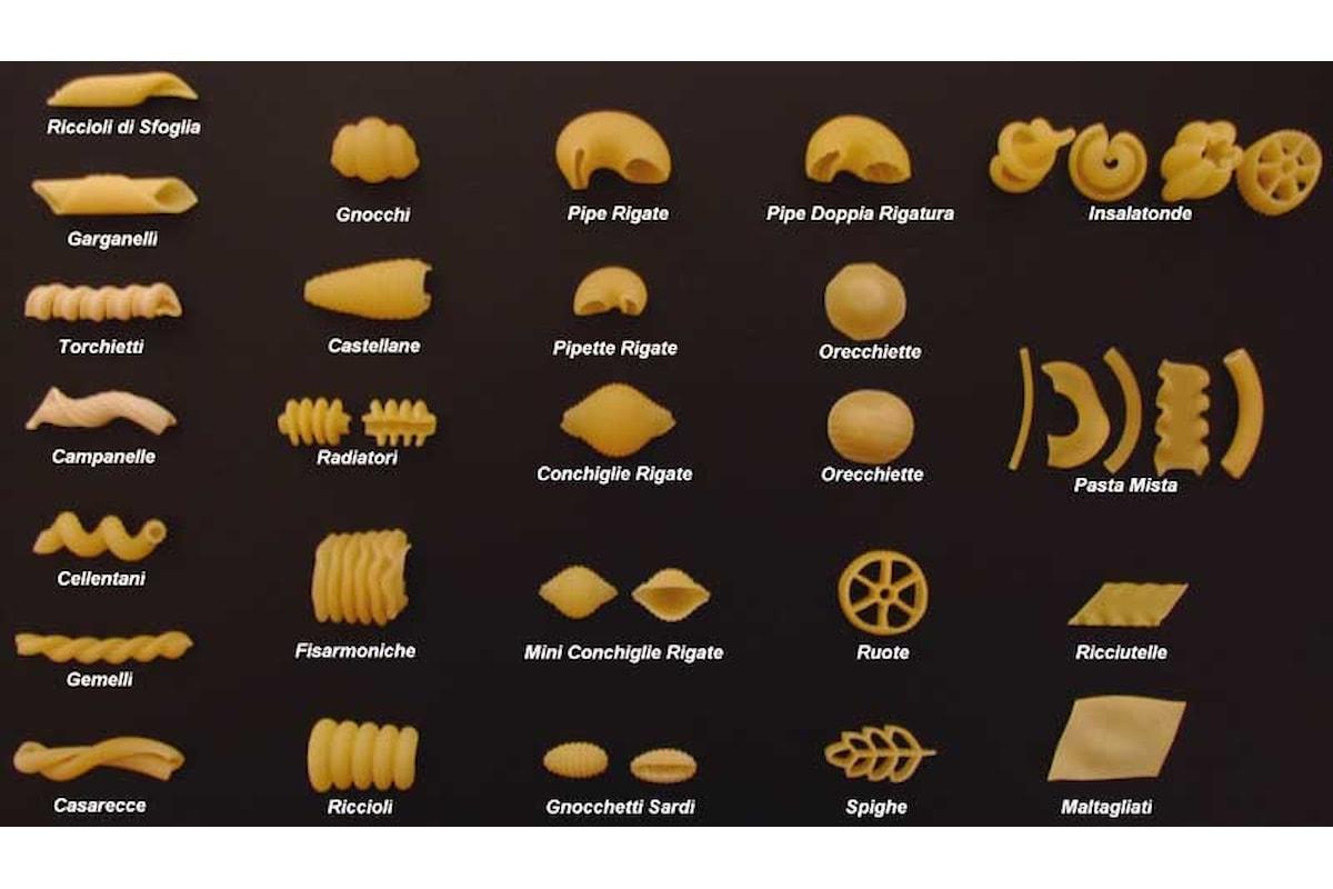 La produzione e l'export di pasta in Italia
