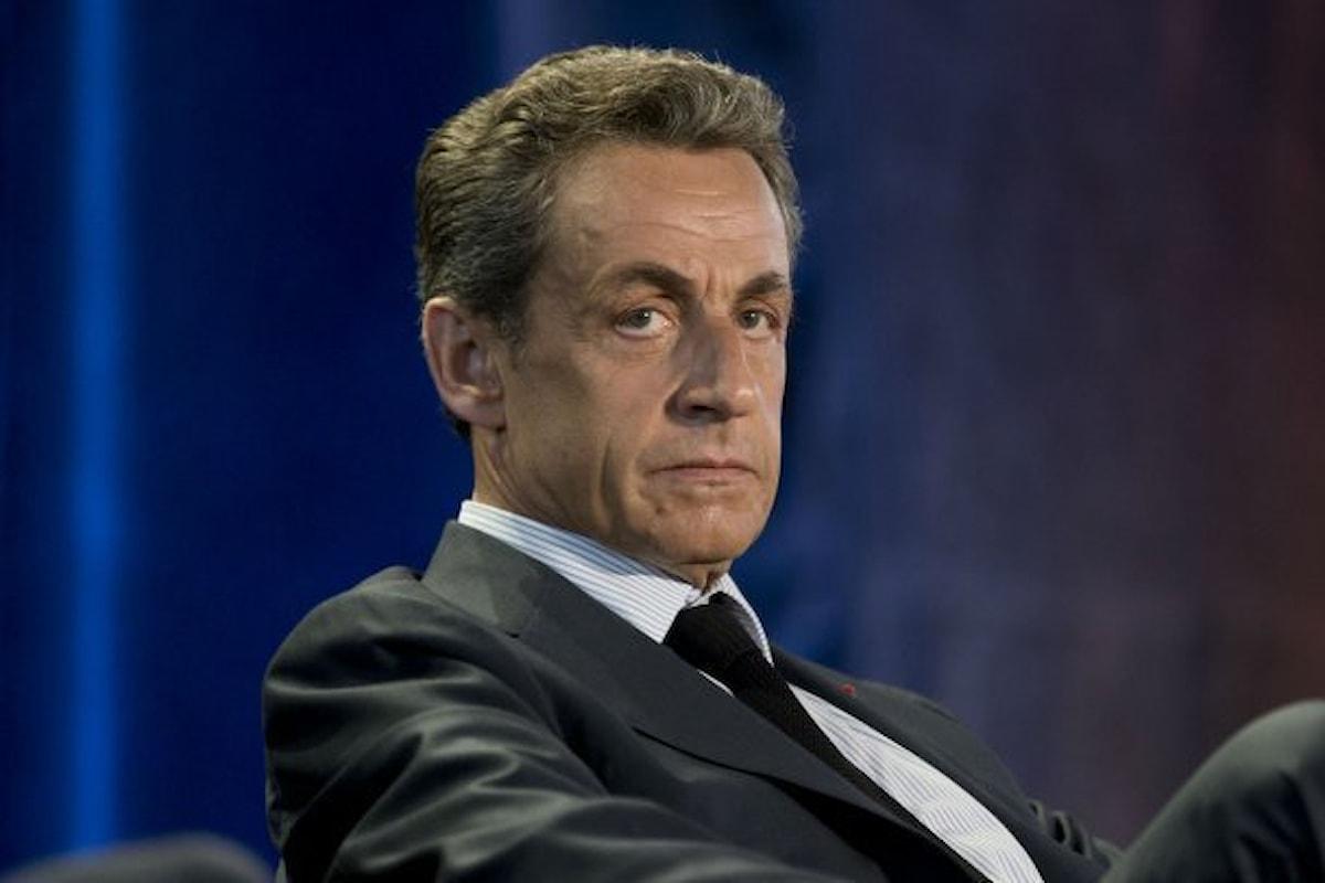 Nicolas Sarkozy sotto interrogatorio