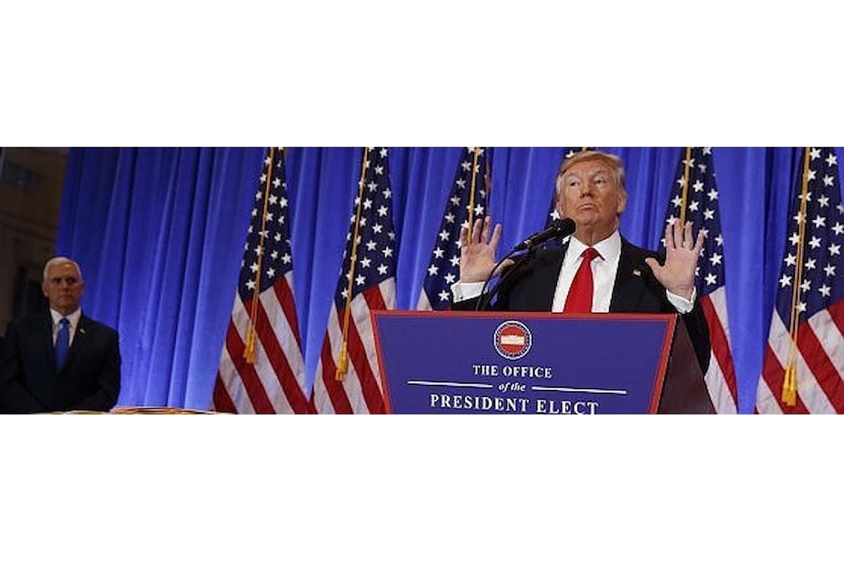Trump, l'ennesimo bugiardo patologico