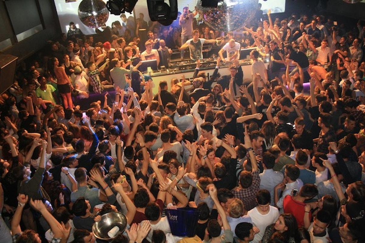 Made Club - Como 02/02 TheFridayNight (cena spettacolo con Turno Notturno), 03/02 Soundbreak con Erik Stefler e Vodkalist