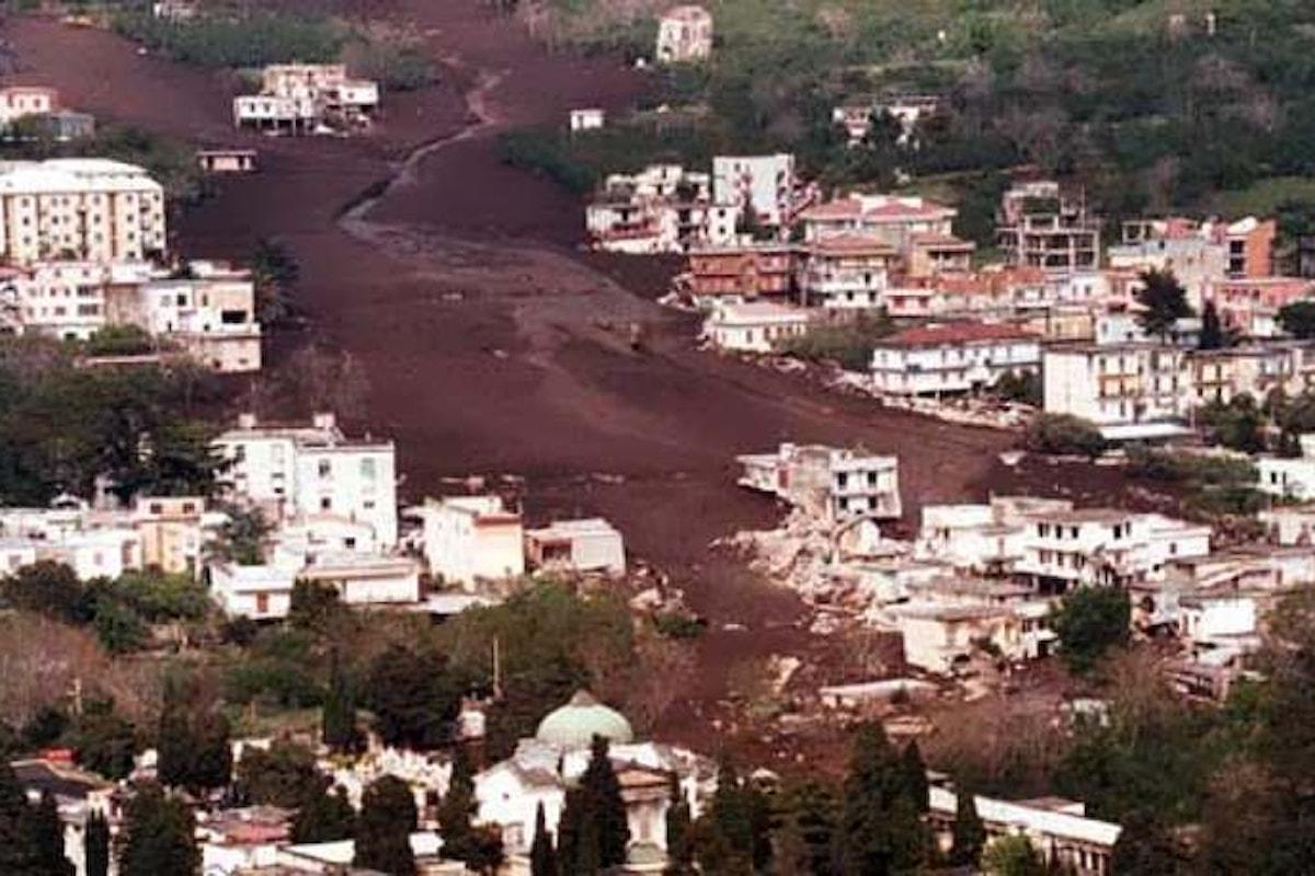 Sarno: 20 anni fa la tragedia, la denuncia di Legambiente