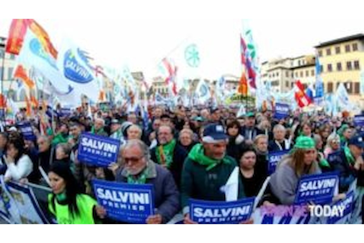 Matteo Salvini dopo Matteo Renzi?