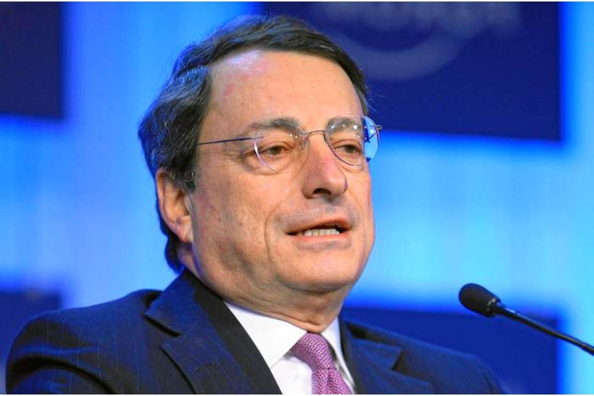 Le mosse della BCE: nuovi tassi per le banche e QE fino ad 80 miliardi con acquisti anche di bond aziendali