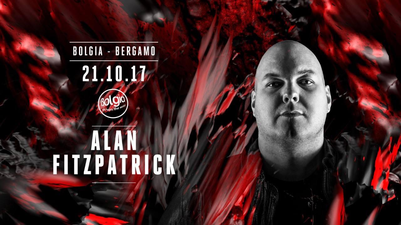21 ottobre, Alan Fitzpatrick al Bolgia di Bergamo