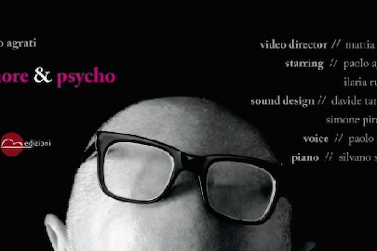 """Parole Sprecate, Book Trailer di """"Amore&Psycho"""" menzione speciale a Cortinametraggio 2016"""