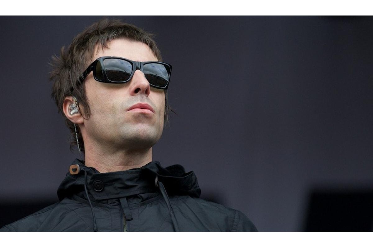 Per Liam Gallagher, disco e concerto da solista