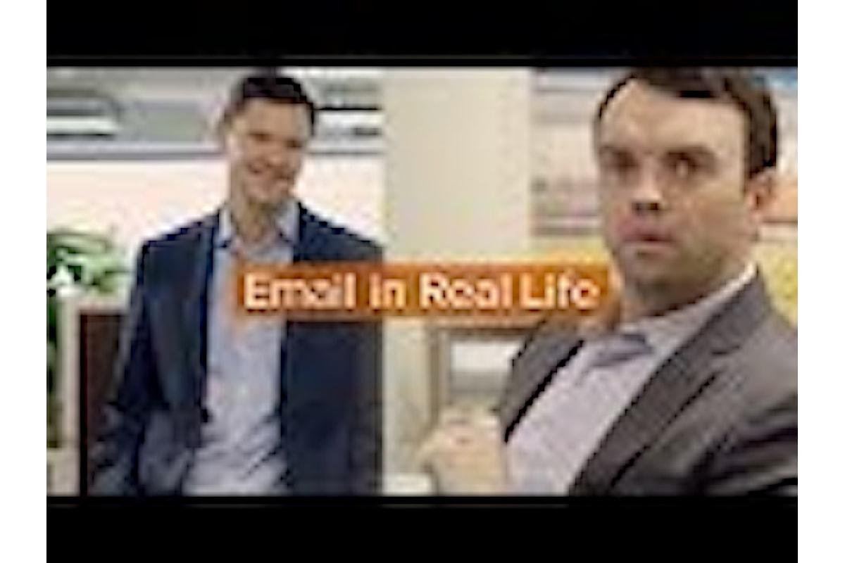 Email: comunicazione o incomunicabilità?