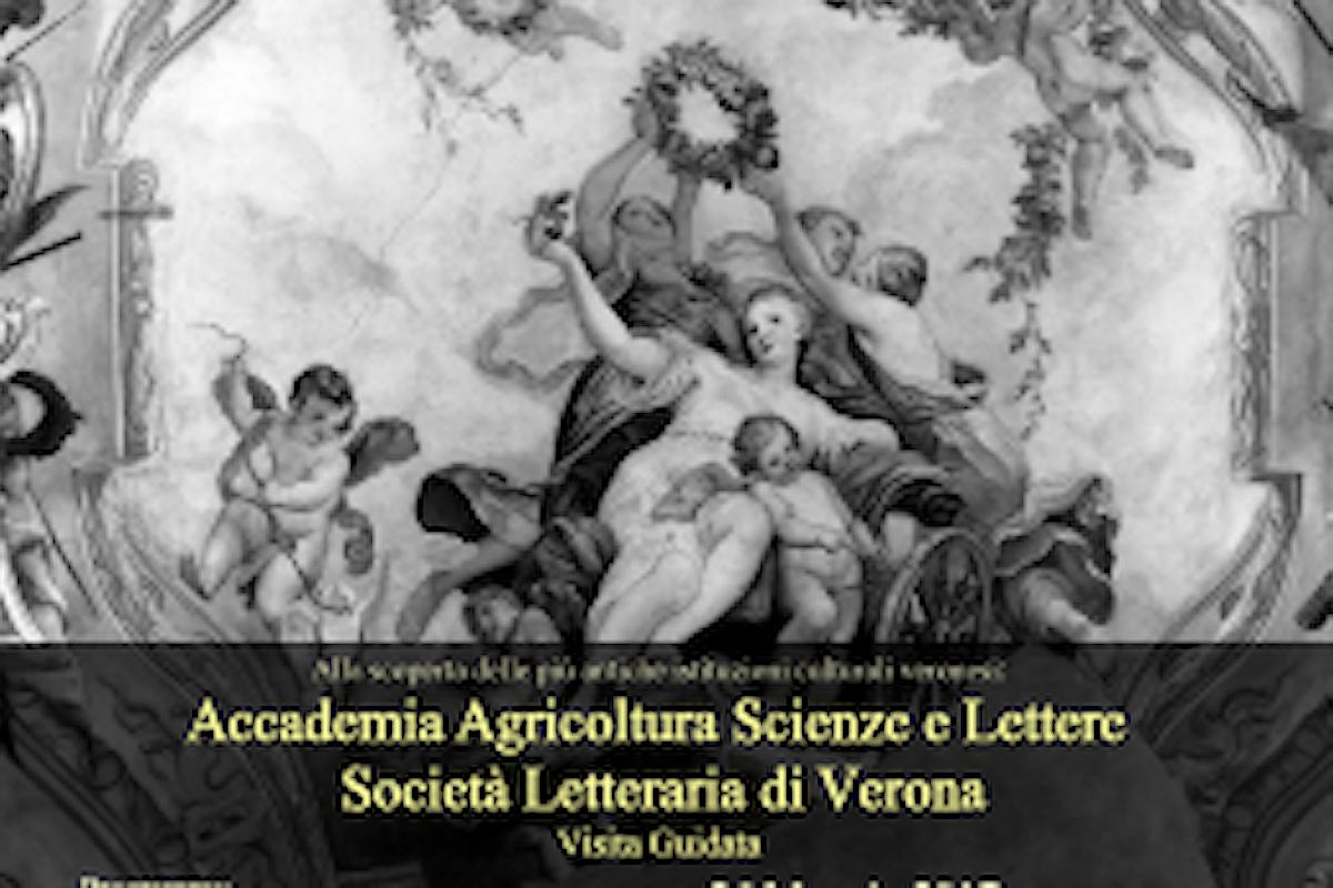 Accademia Agricoltura Scienze e Lettere e Società Letteraria a Verona
