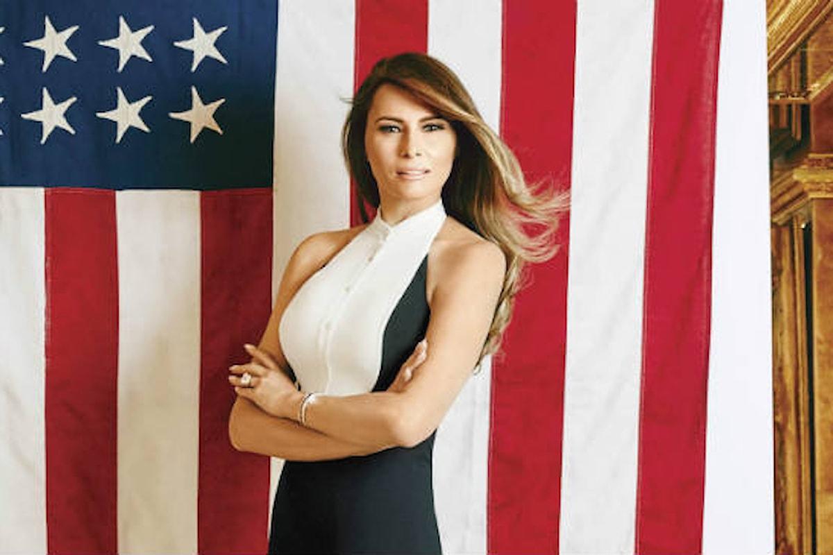 Melania Trump, relazione da Tiffany: il meglio del peggio della settimana