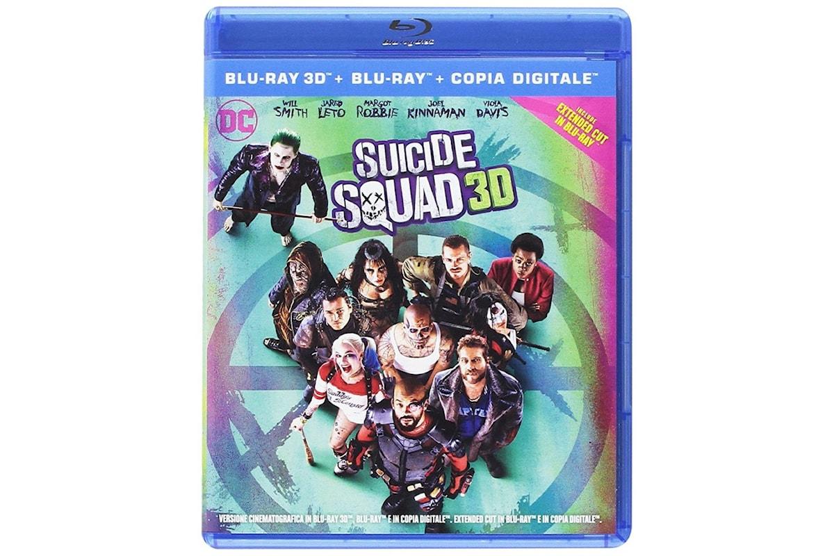 Suicide Squad in uscita per il mercato home video