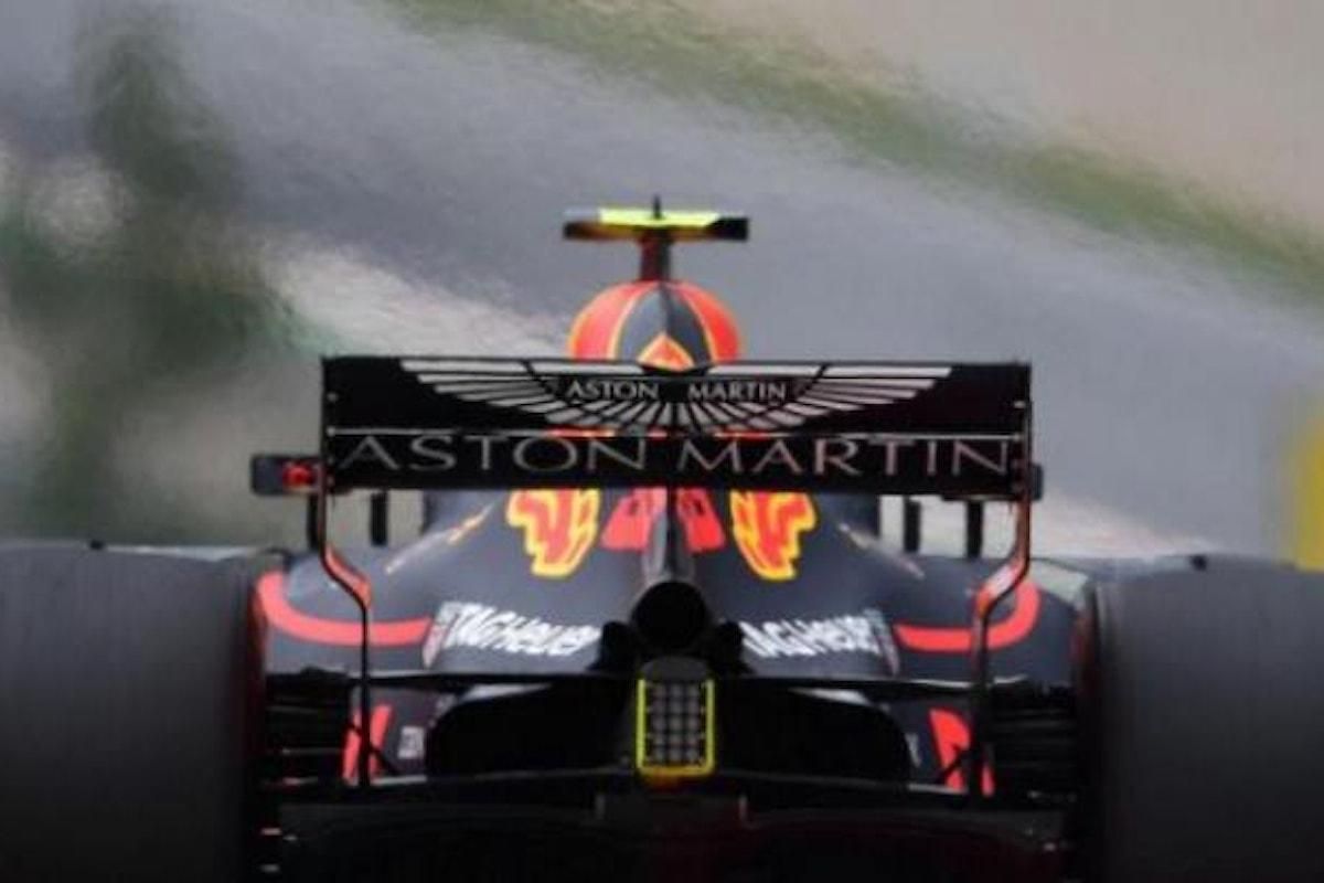 Formula 1, Verstappen vince il Gran Premio d'Austria 2018