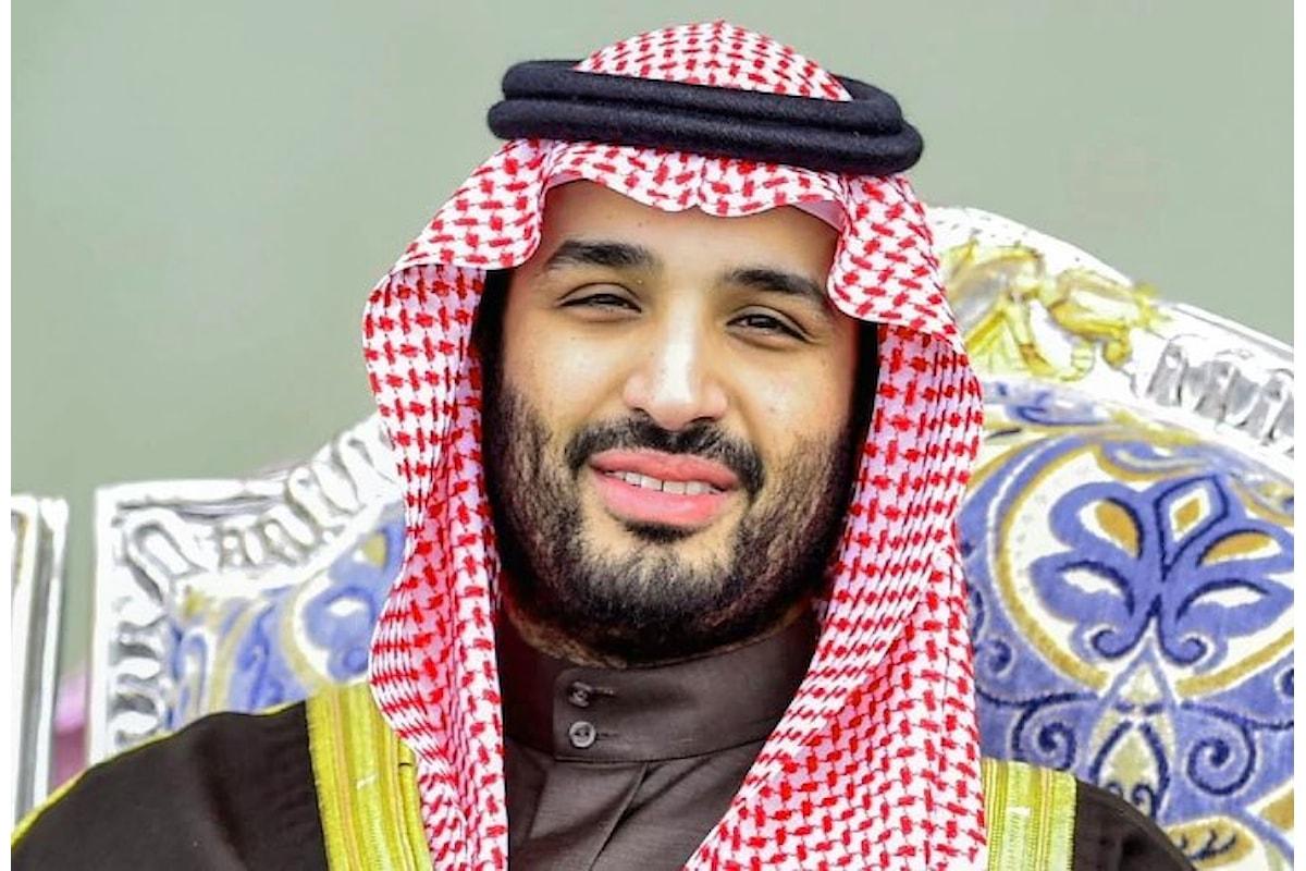 Salman, l'erede al trono saudita, fa arrestare per corruzione circa 40 persone, tra cui alcuni principi