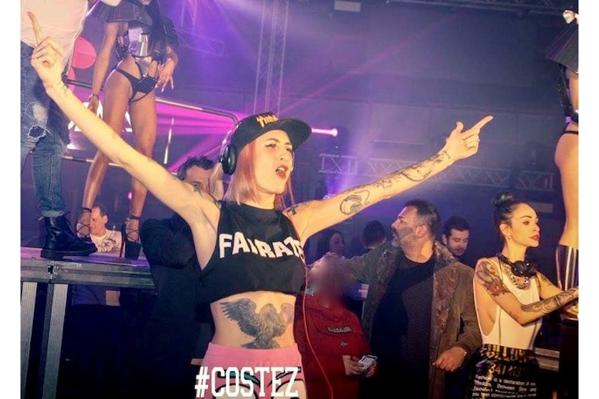 Nikita #Costez - Grumello Telgate (BG): 21/07 Valentina Dallari, 22/7 Ema Stokholma
