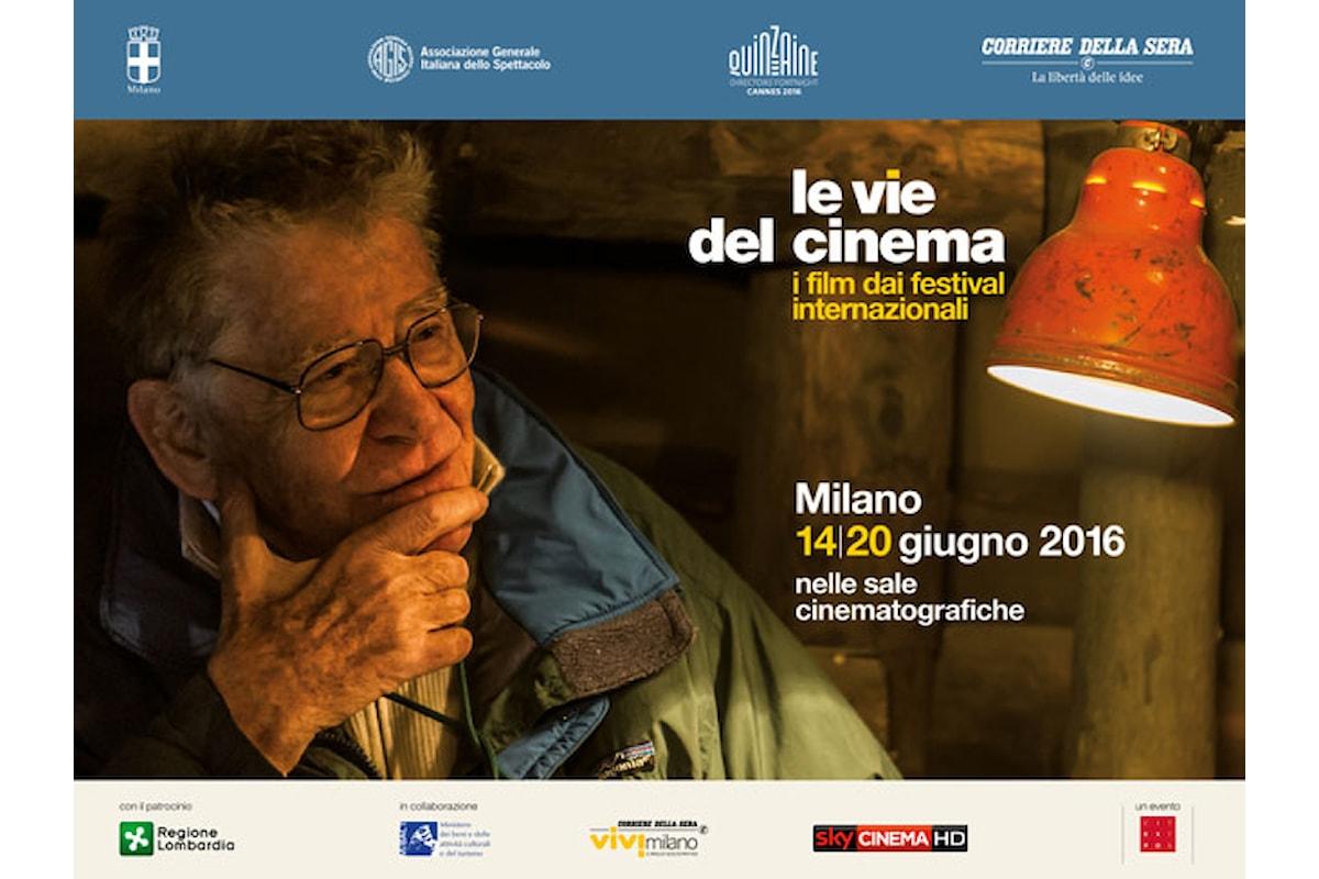 Cose da fare a Milano questa settimana: Cannes e Dintorni 2016