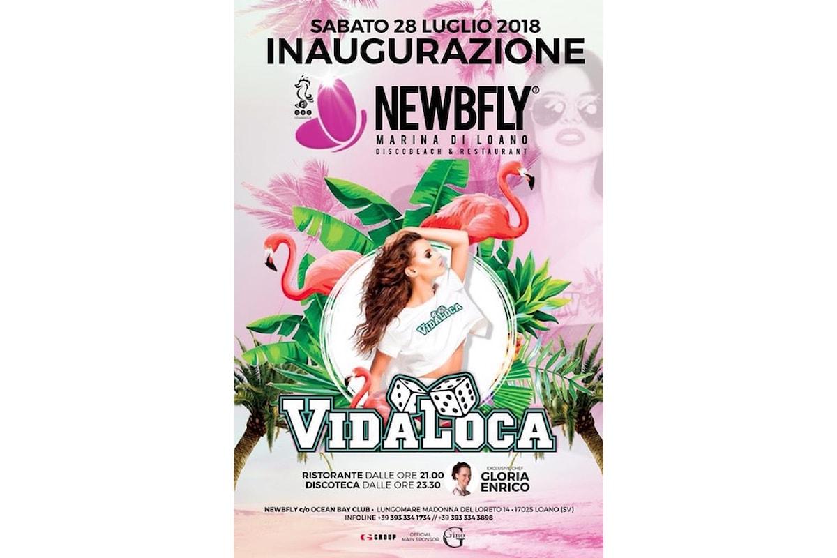 NewBFly by Goldengroup @ Ocean Bay Club - Marina di Loano (SV): apericena & discoteca ogni giovedì... ed il 28/7 arriva Vida Loca!