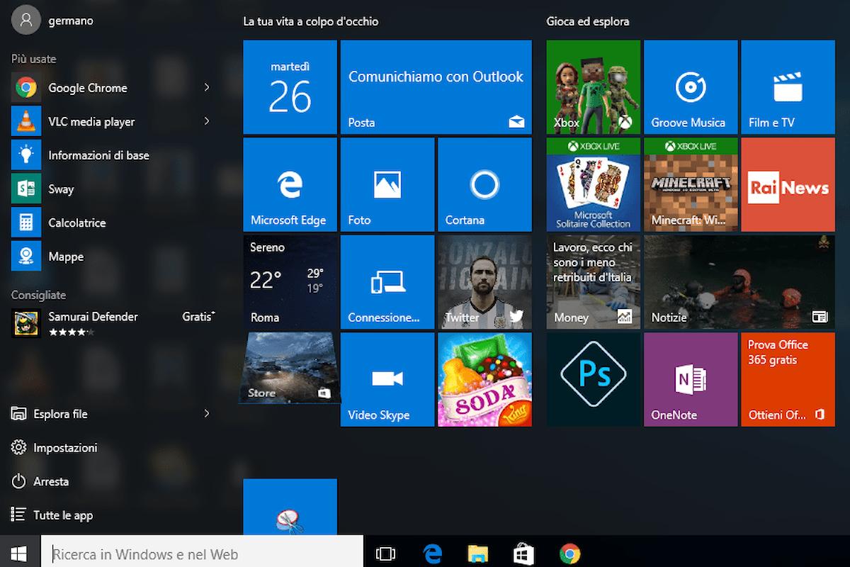 Windows anniversary update ecco la ISO per il download