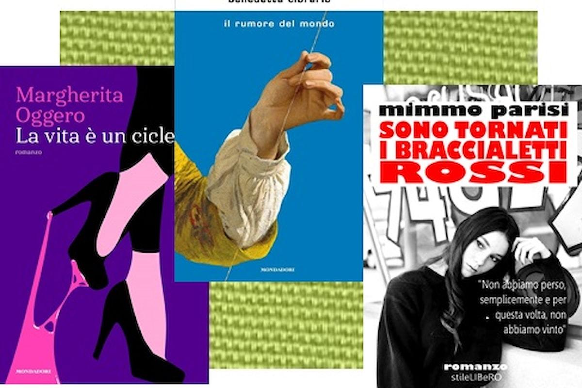 Tre libri per l'autunno, Oggiero, Parisi e Cibrario