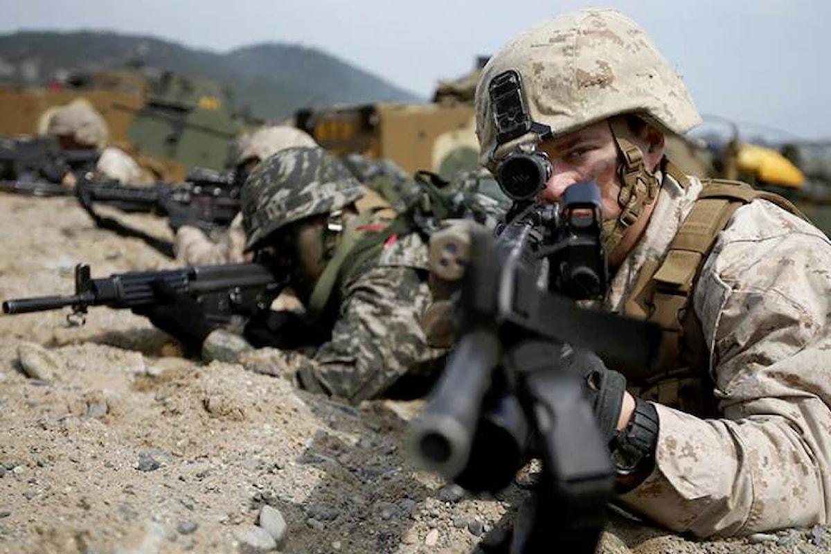 Le esercitazioni tra Corea del Sud e Usa della prossima settimana porteranno nuove tensioni in Corea