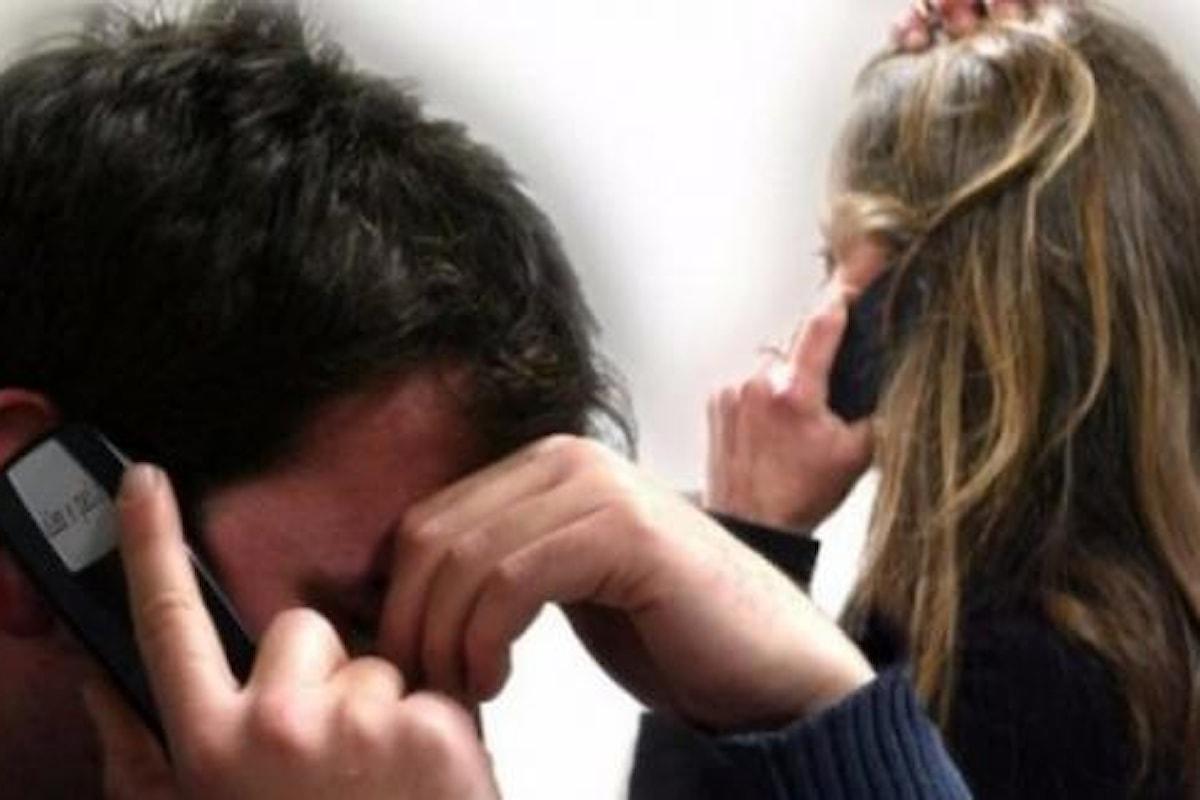 Molestie e minacce, nei guai una donna di 50 anni nel salernitano