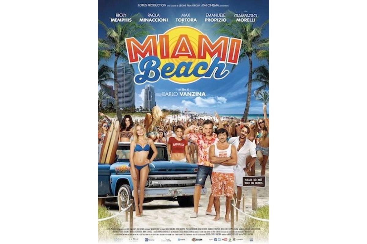 I Vanzina tornano al cinema con MIAMI BEACH