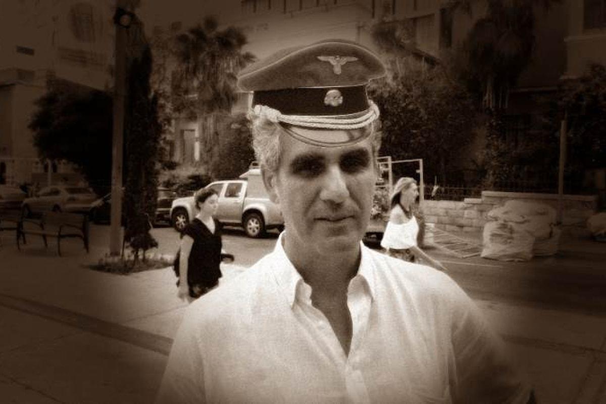 Il presidente della Rai Marcello Foa festeggia il rastrellamento degli ebrei del ghetto di Roma