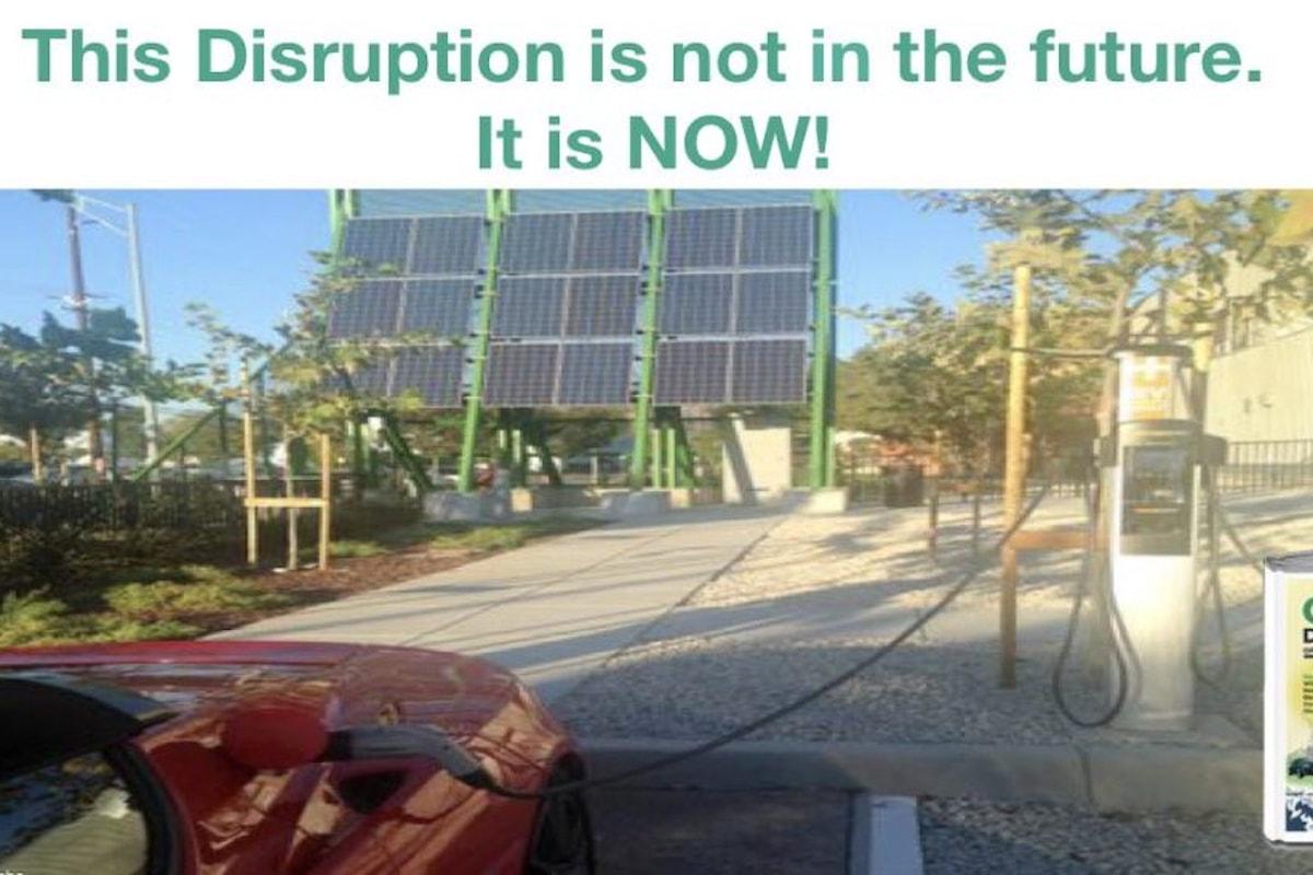 La transizione all'economia green è già iniziata!