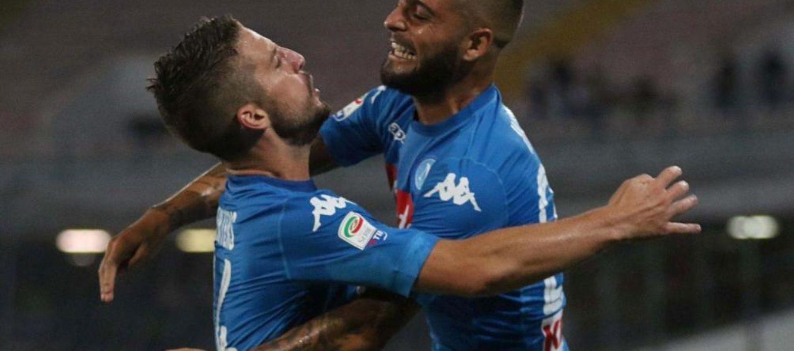 SERIE A - Per il Napoli finisce l'incubo Atalanta: 3-1 al San Paolo