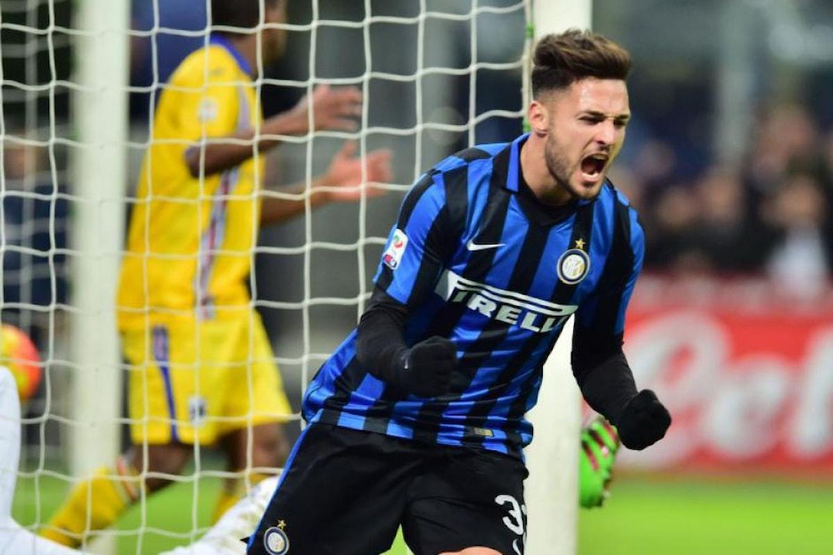 Vittoria dell'Inter contro il Bologna