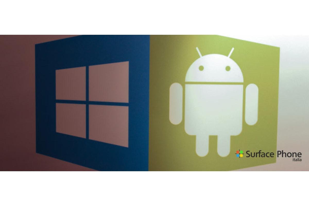 Utenti Windows Phone verso Android e iOS - scopri perchè | Surface Phone Italia