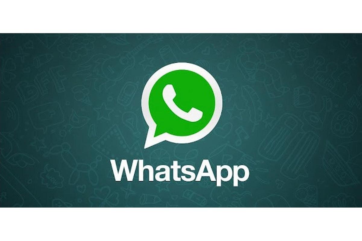 Whatsapp disponibile anche in versione desktop?