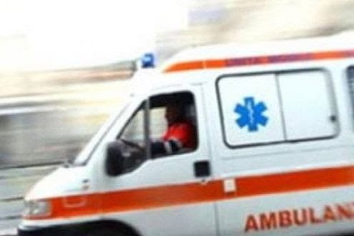 Agropoli (SA): schianto in moto, muore 33enne
