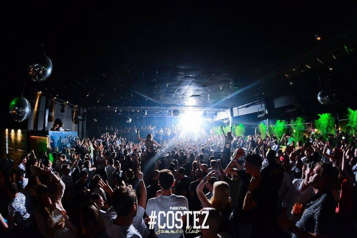 Candy Party @ Nikita #Costez Telgate (BG) 8/7 Mauro Ferrucci 9/7 Eleonora Rossi