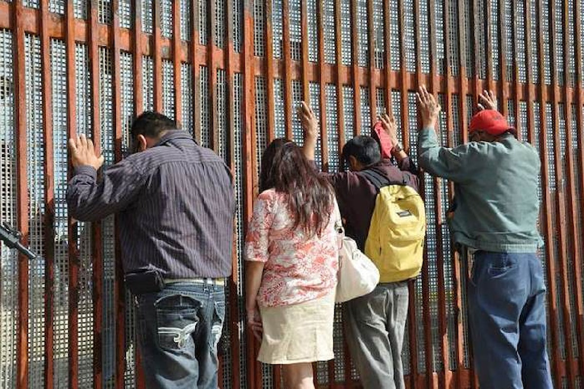 Ecco perché Trump schiera l'esercito contro la carovana di migranti dall'Honduras
