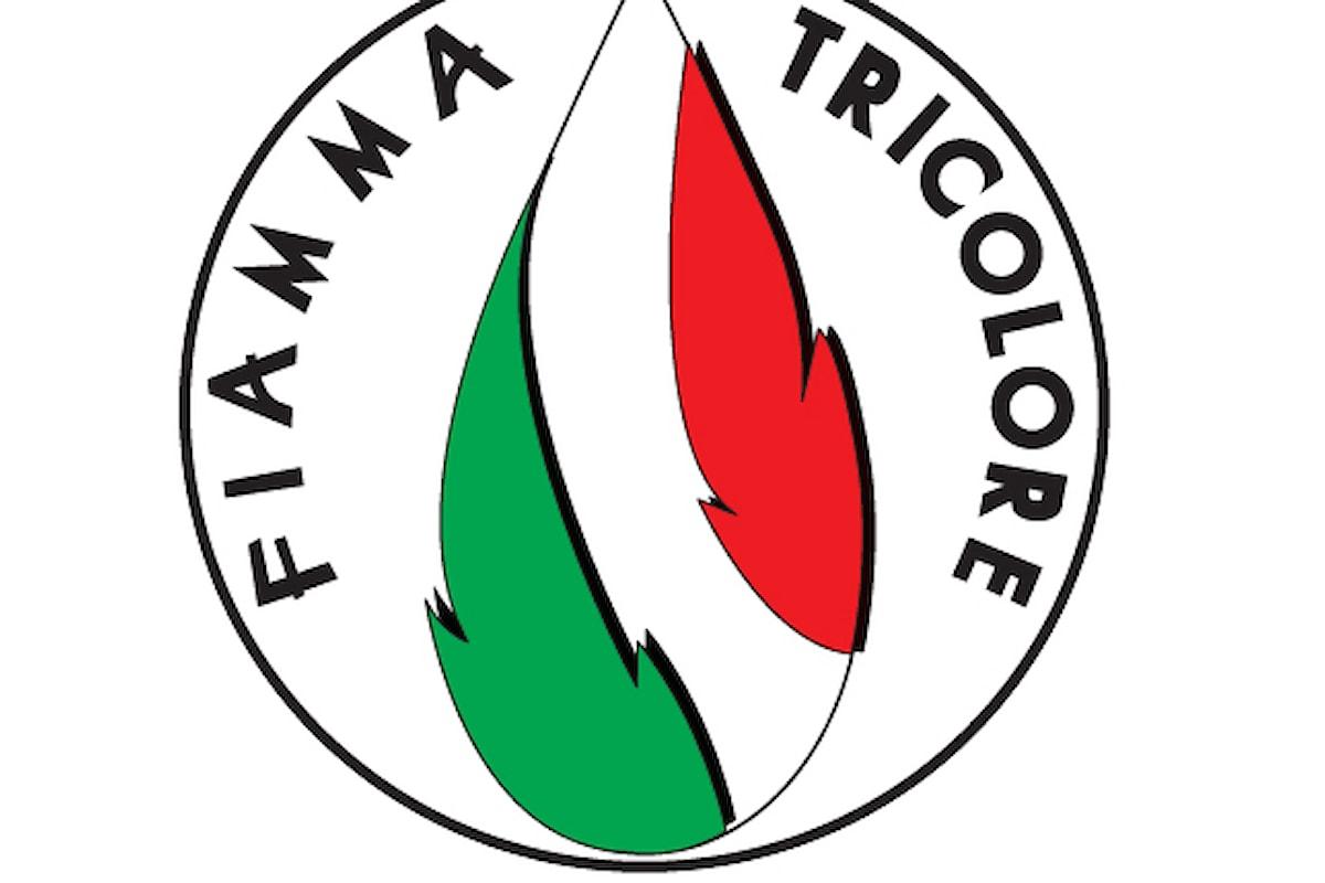 Il Movimento Sociale-Fiamma Tricolore esprime solidarietà al Dott. Frisone.