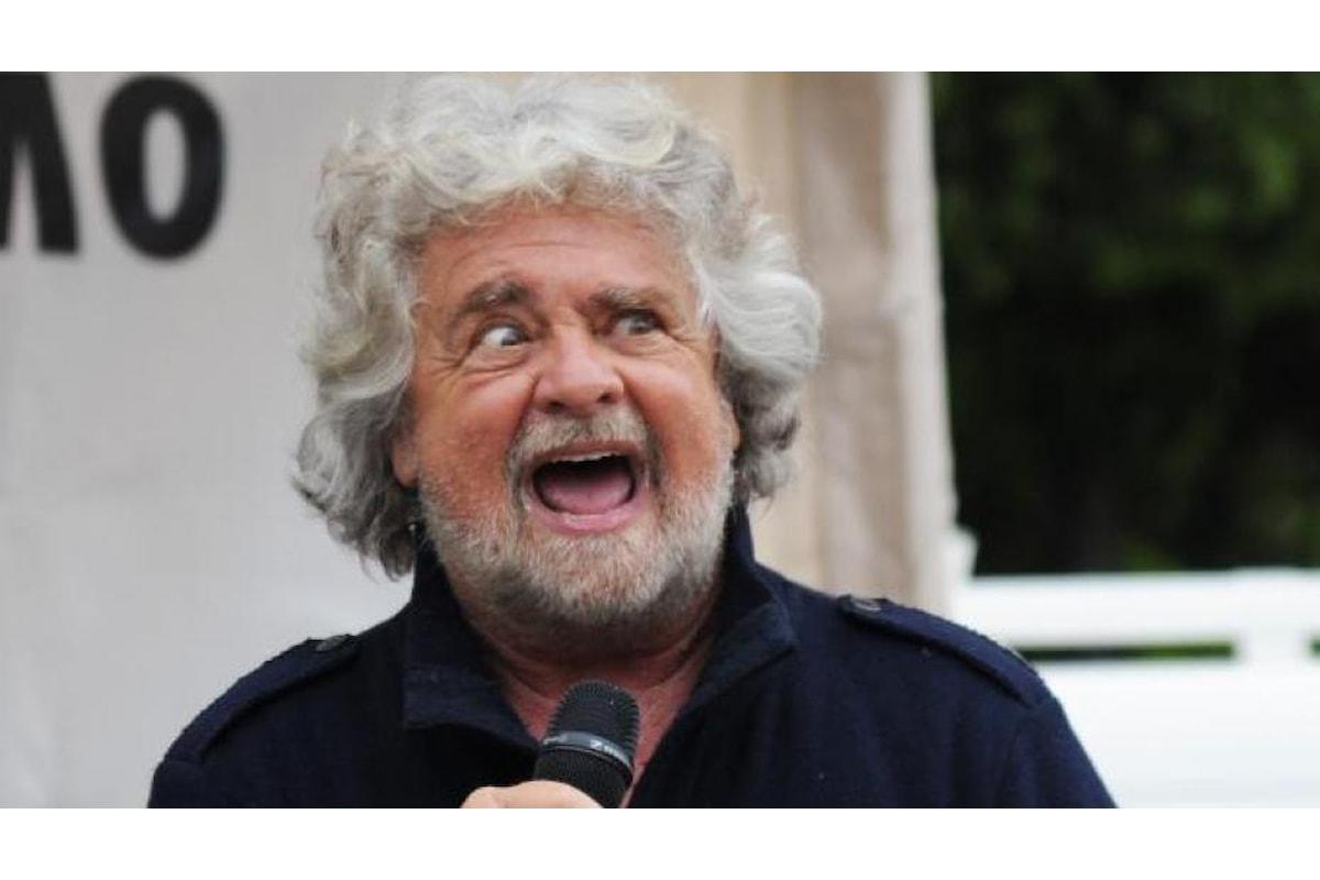 Lo Show di Beppe Grillo debutta su Netflix per fare concorrenza a Sanremo