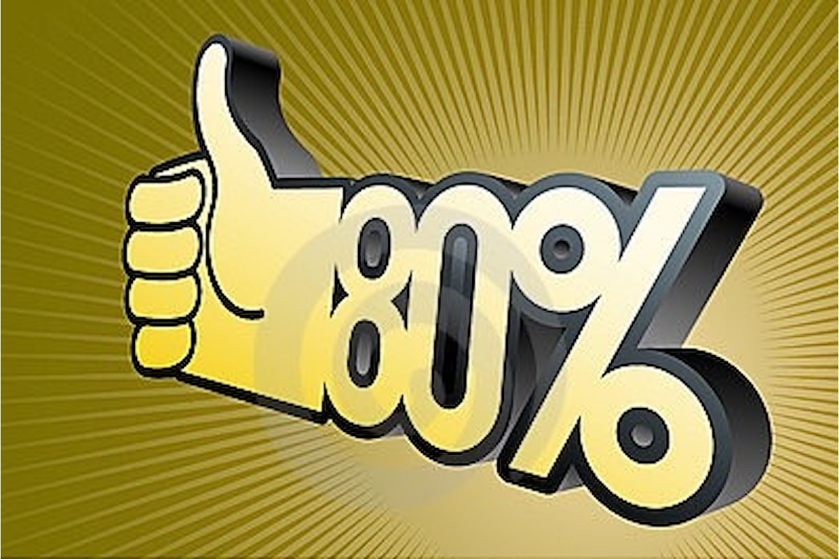 Strategia Forex per guadagnare l'80% in 22 mesi.