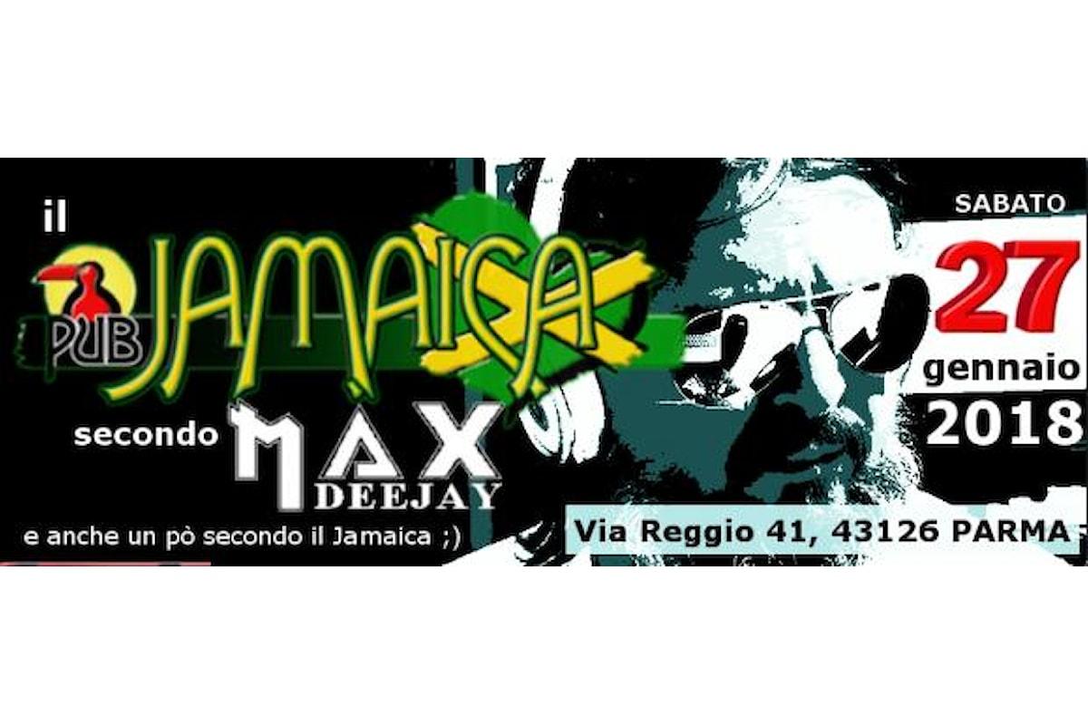 Il Jamaica secondo MAX DEEJAY... e anche un pò secondo il Jamaica!