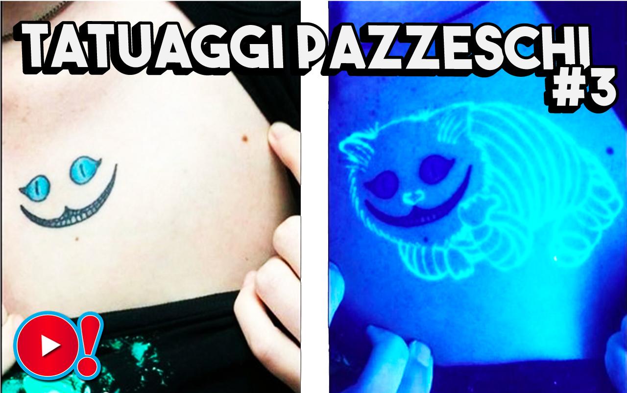 Tatuaggi pazzeschi e nuove tendenze dal mondo dei tattoo