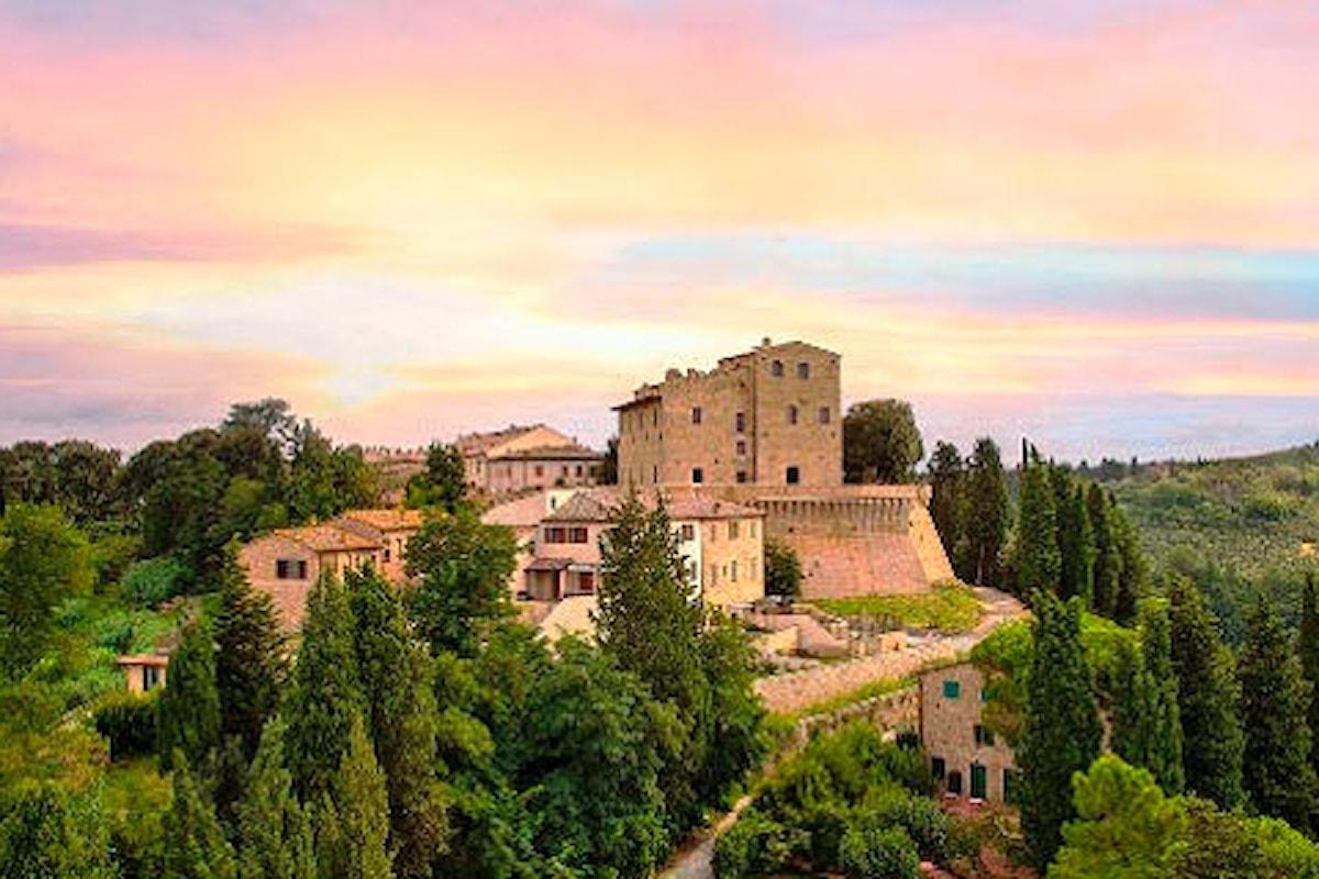 Scopri l'antico borgo di Castelfalfi