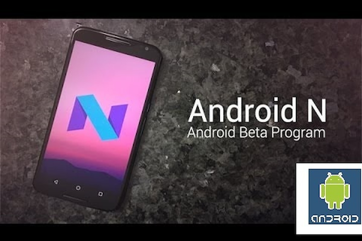 Android N Developer Preview 3, Guida e Download
