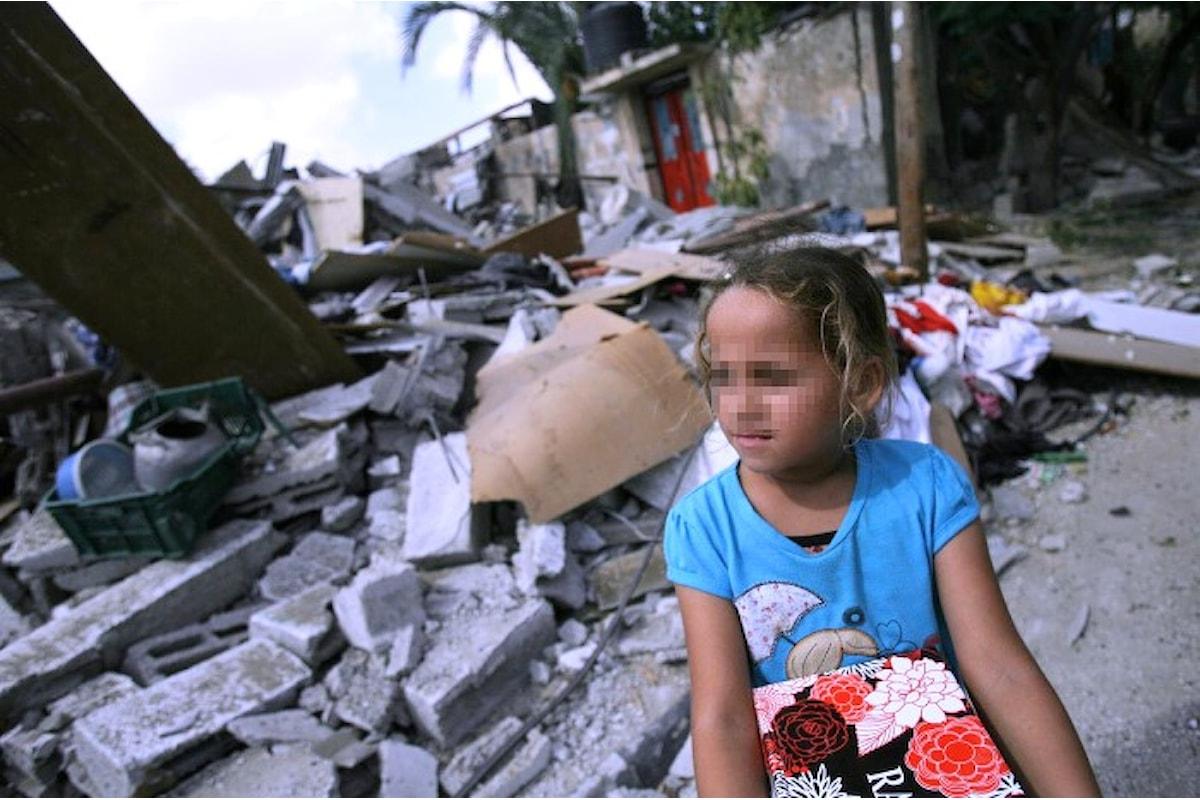 L'Unicef ricorda la drammaticità del conflitto in Palestina e delle condizioni di vita nella Striscia di Gaza
