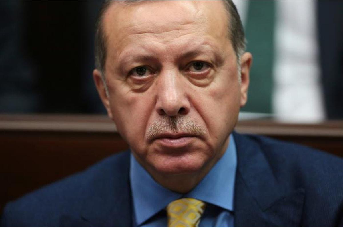 Erdogan, in Italia lunedì 5 febbraio per incontrare Gentiloni, Mattarella e il Papa