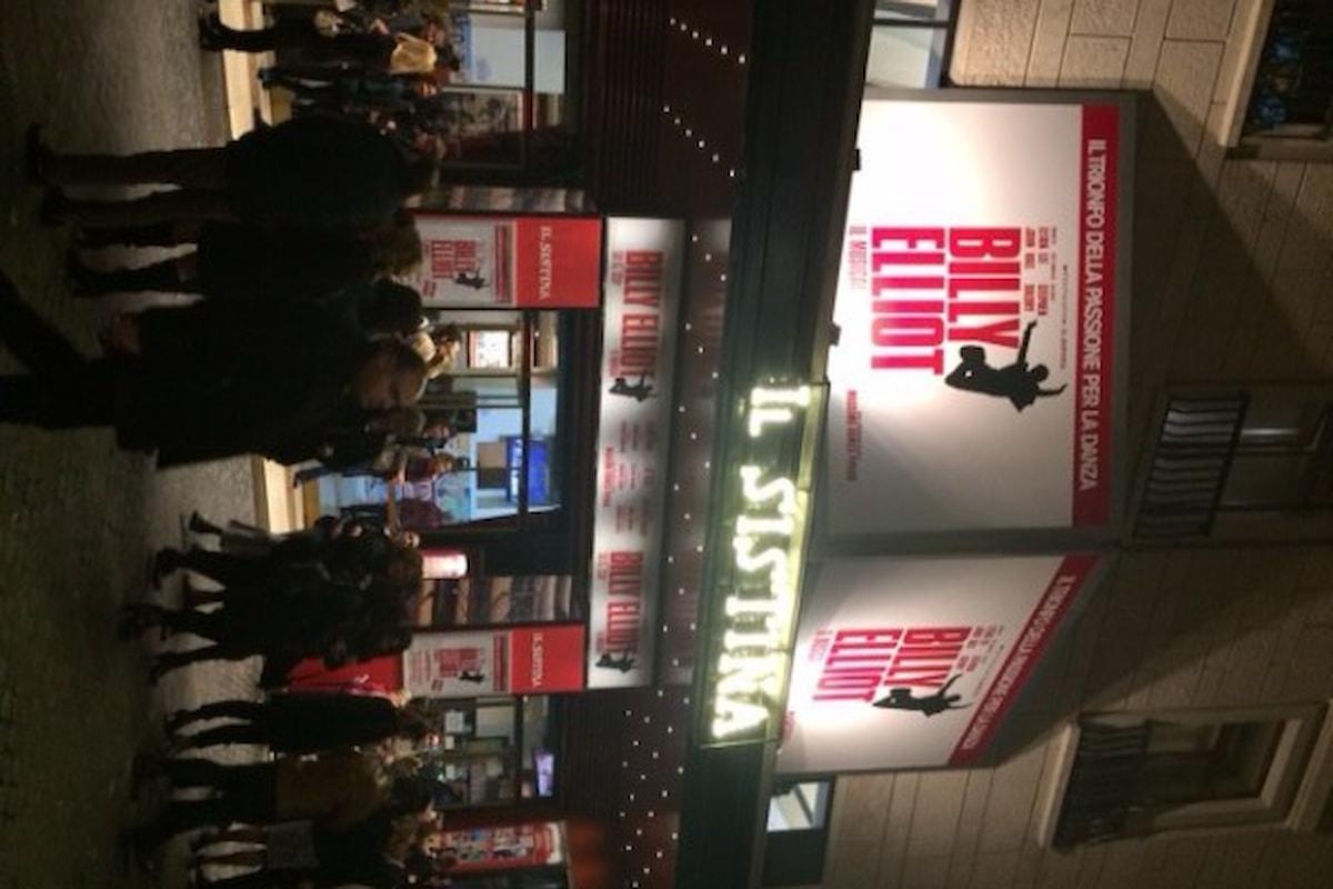 Un Billy Elliot per ciascuno è in scena al Teatro Sistina